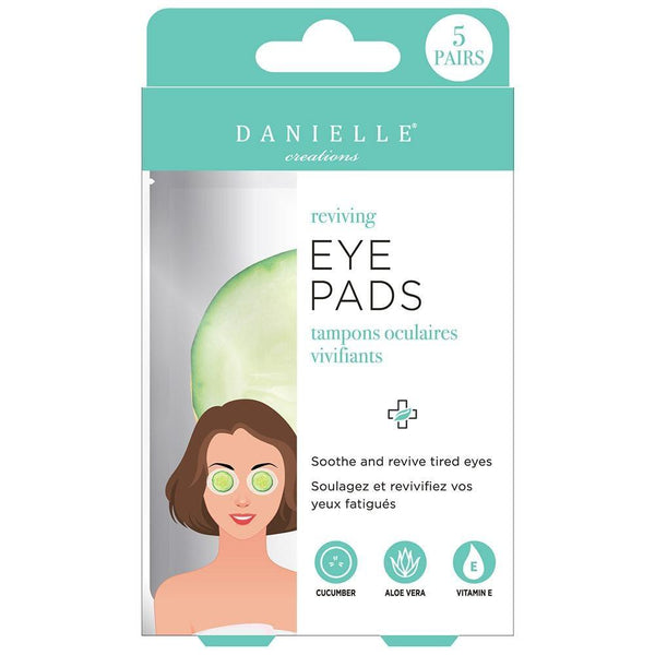 Reviving Eye Pads (5 Pairs)