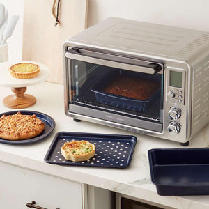 Wilton Pan Toaster Oven Baking Set 4Pieces - Dollar Max Depot