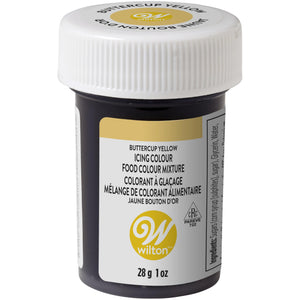 Wilton Icing Colour 1Oz Buttercup Yel - Dollar Max Depot