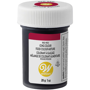Wilton Icing Colour 1Oz Red-Red Bilin - Dollar Max Depot