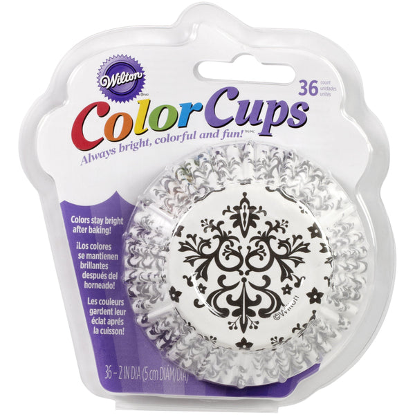 Baking Cups 36Ct Std Colourcup
