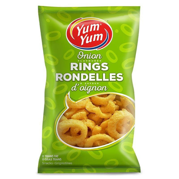 Onion Rings Snacks 150g
