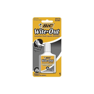 Bic Wite-Out Correction Fluid 22Ml Quick Dry - Dollar Max Depot