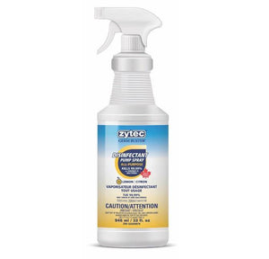 Zytec 946Ml Germ Buster All-Purpose Pump Sanitizer Spray - Dollar Max Depot