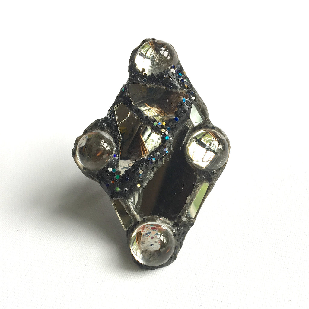 DIAMOND SHAPE RING - 2001