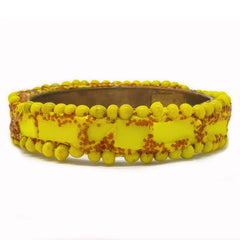 MINI YELLOW ROCKS BRACELET