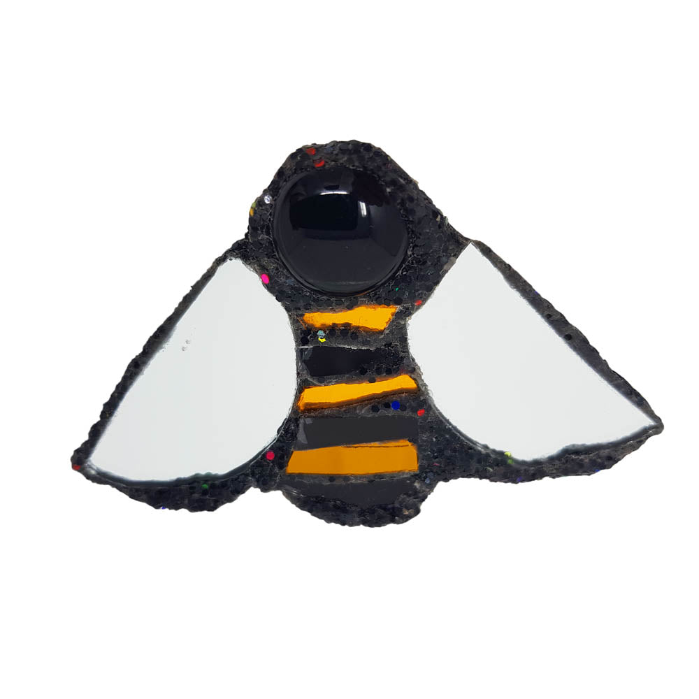 Andrew Logan Bee brooch