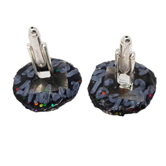 ANDREW LOGAN CUFFLINKS