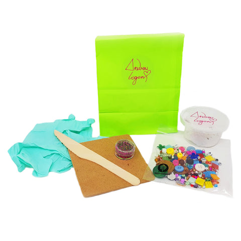HOME HEROES CRAFTING KIT, BRIGHT COLOURS