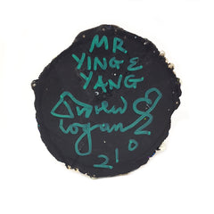 MR YING AND YANG SCULPTURE