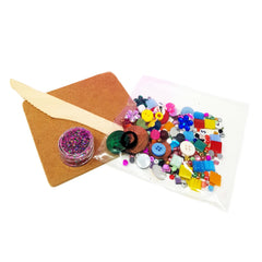 ANDREW LOGAN COLOURFUL CRAFTING KIT