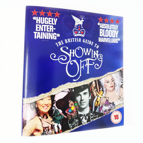 DVD - THE BRITISH GUIDE TO SHOWING OFF