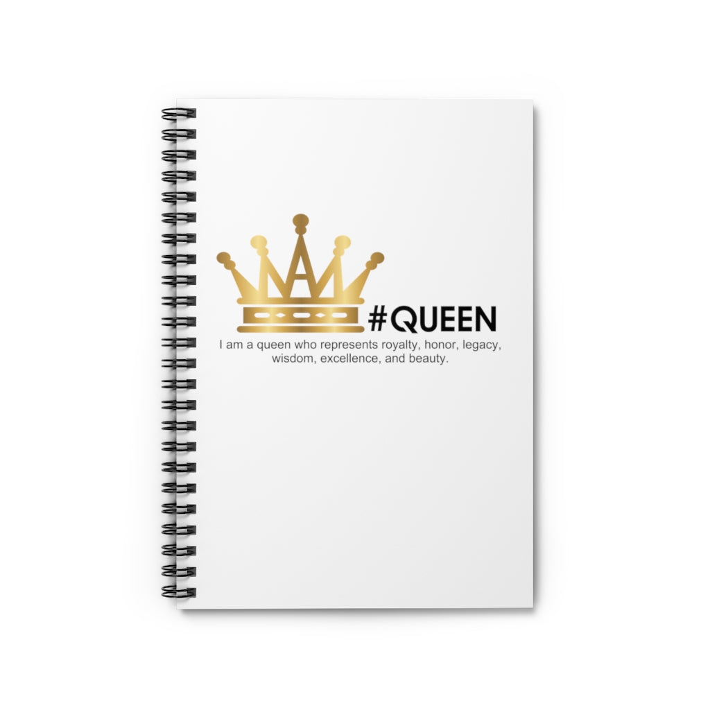 A Special Notebook for A Queen!