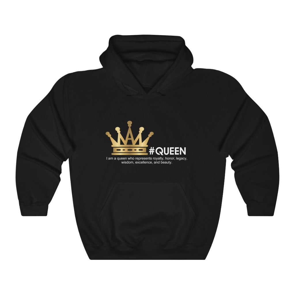 A Sweater for A Queen!