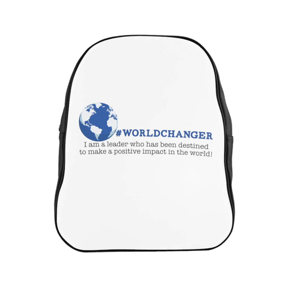 World Changer BackPack!