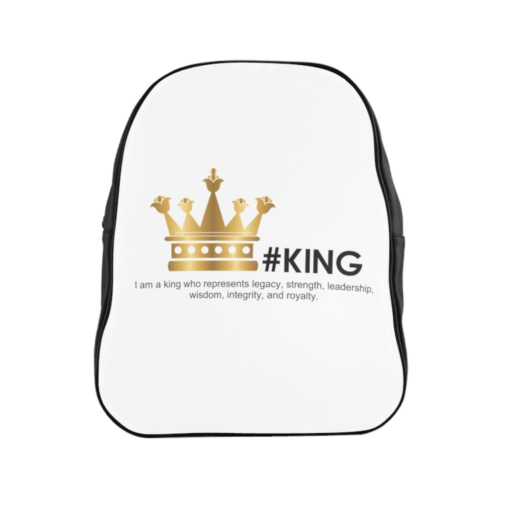 A Special BackPack for A King