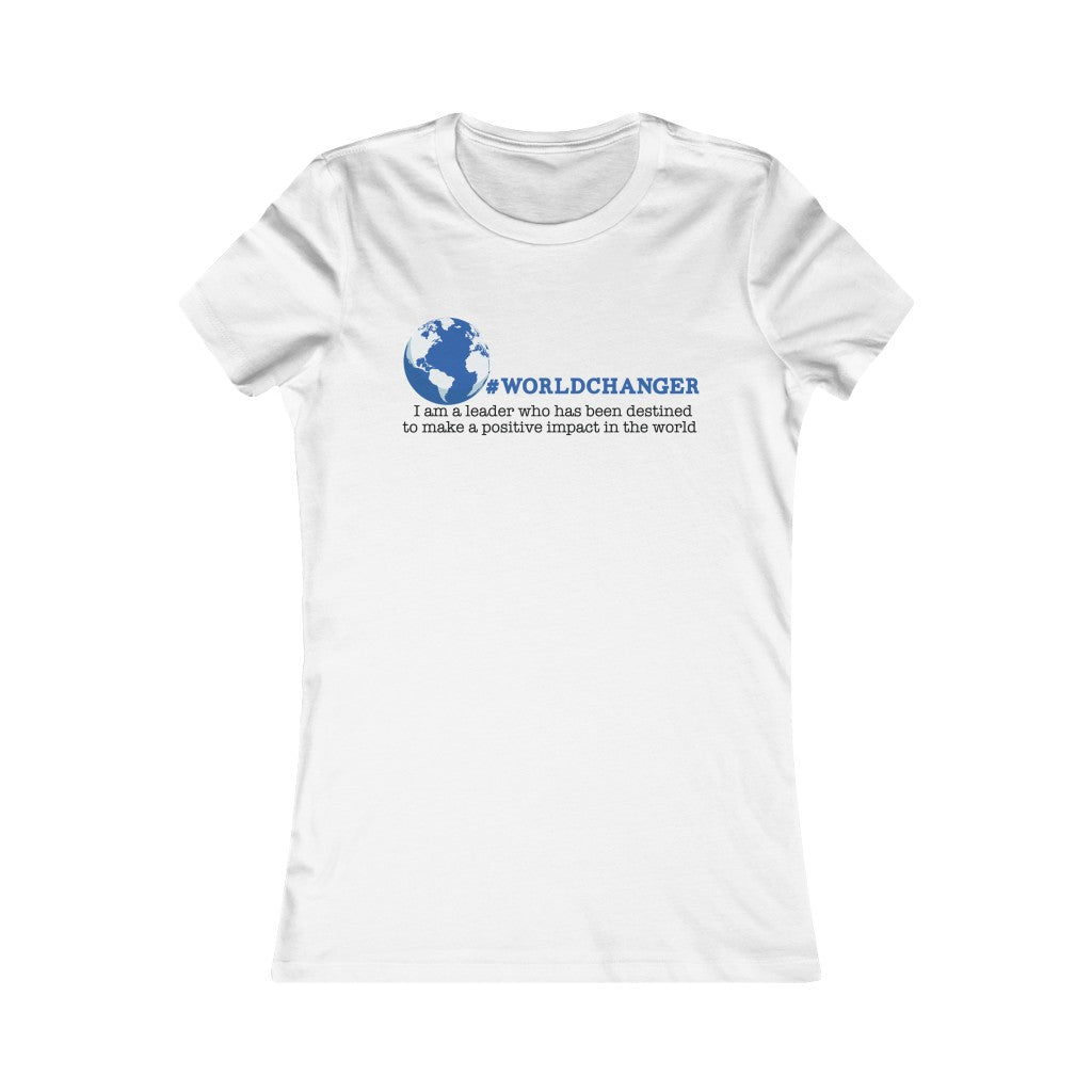 World Changer Women's T-Shirt