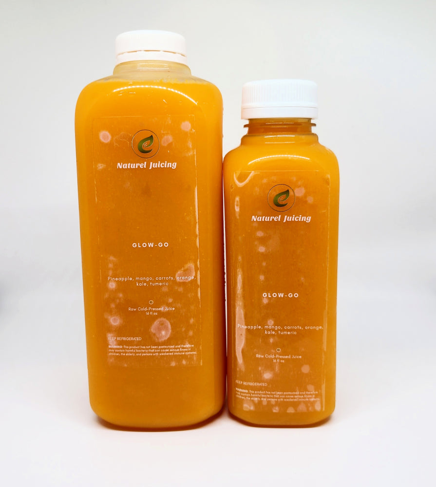 Glow-Go - Naturel Juicing