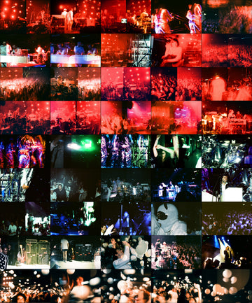 LCD MSG Last Show color contact sheet
