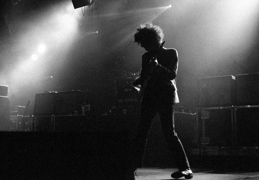 Albert Hammond Jr / The Strokes, 2003