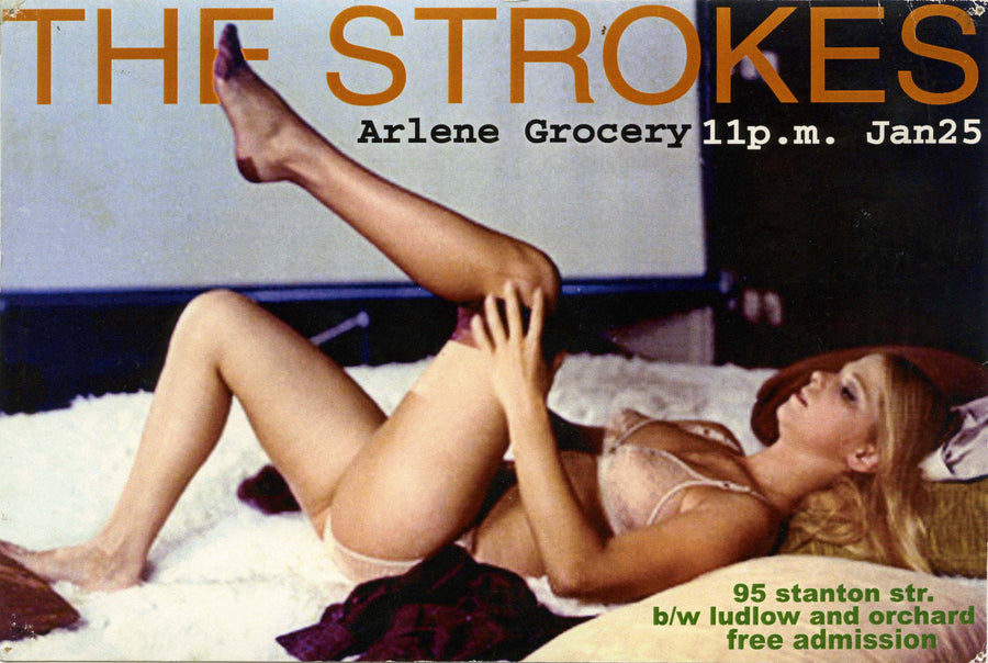 Arlene Grocery, The Strokes