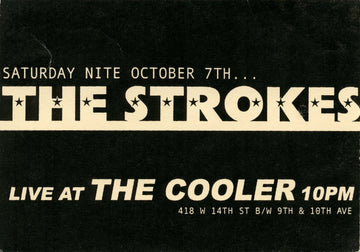 The Cooler, The Strokes