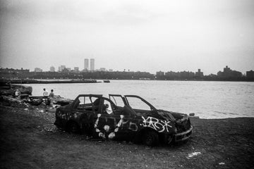 Williamsburg waterfront Summer 1999, 1999