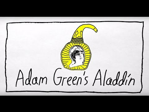 ADAM GREEN'S ALADDIN