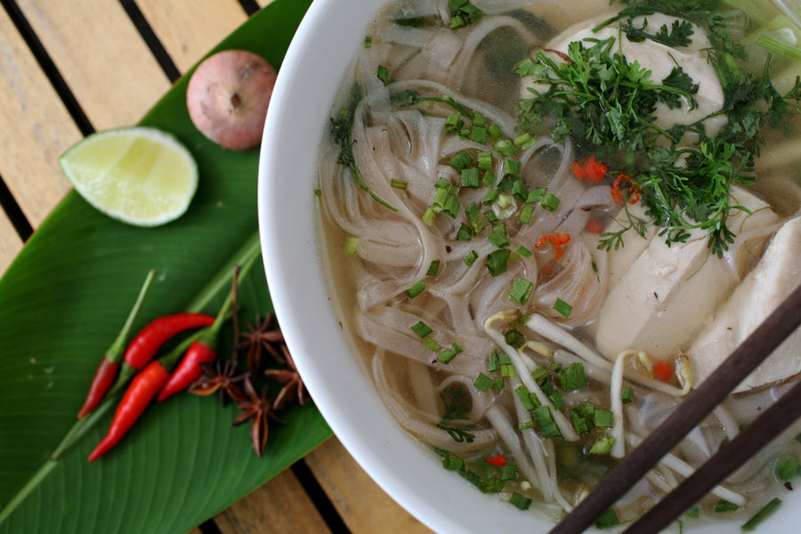 Simple Turkey Pho Recipe