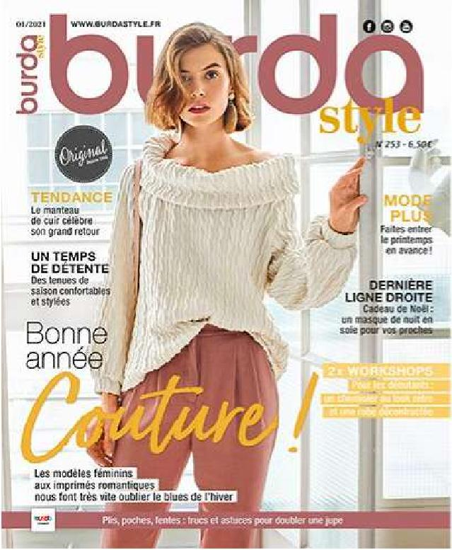 magazine burda Lightstones