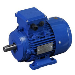 AmTecs 3 Phase Motor Aluminium B3 Foot Mounted