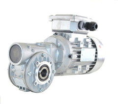 Three Phase, SITI Geared Motor (worm gear)