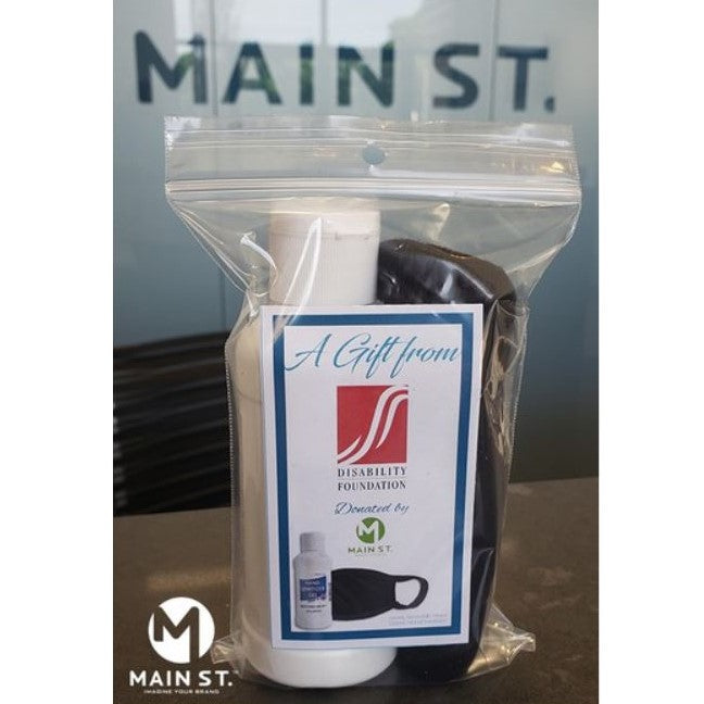 Main St Partners with Disability Foundation