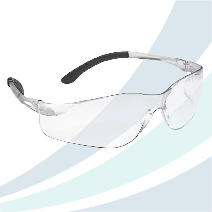 A700 North Clear Safety Glasses