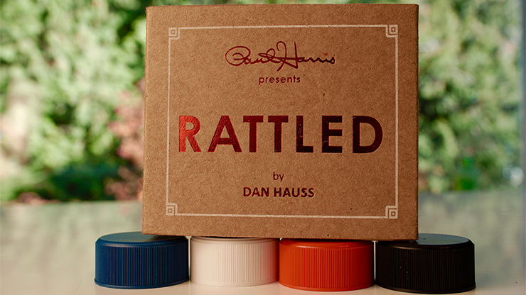 Paul Harris Presents Rattled (Black) by Dan Hauss