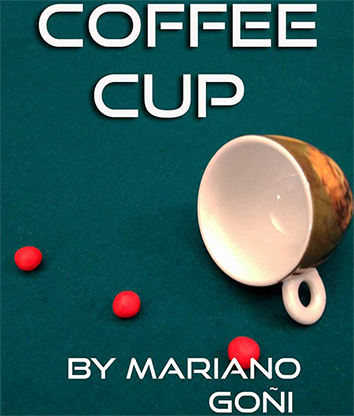 COFFEE CUP by Mariano Goni