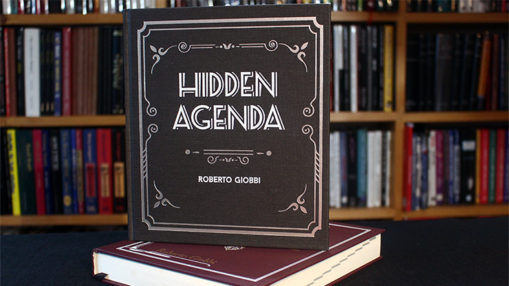 Hidden Agenda (Hardbound) by Roberto Giobbi - Book