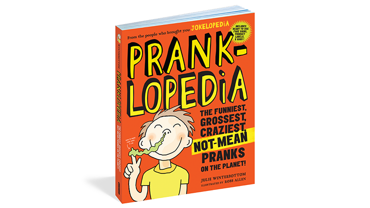 Pranklopedia by Workman Publishing - Book