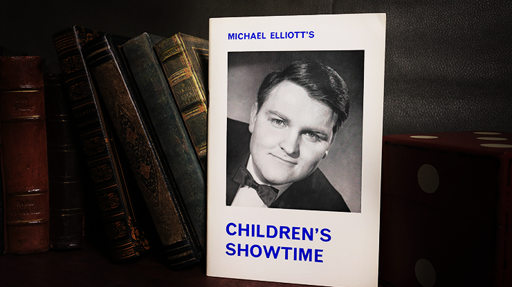Children's Showtime by Michael Elliot - Book