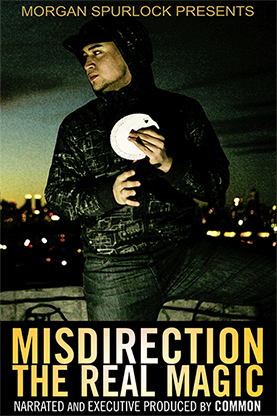 Misdirection - Real Magic by Virgil Films - DVD