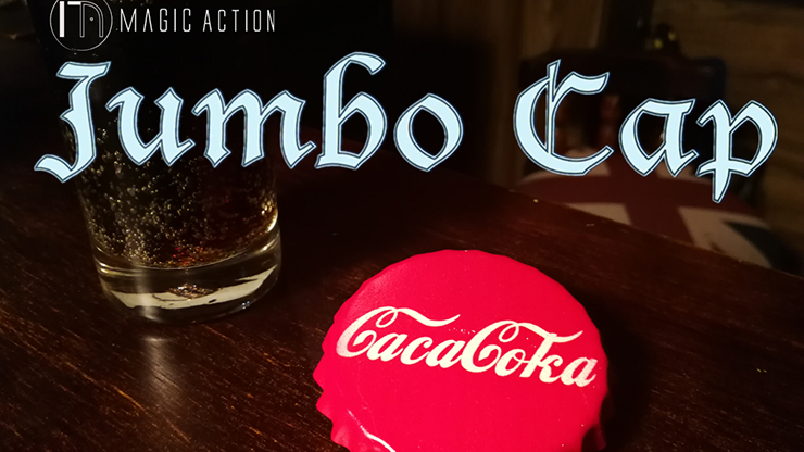 Jumbo Cap (Cok) by Magic Action