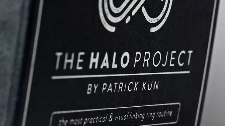 The Halo Project Size 12 by Patrick Kun