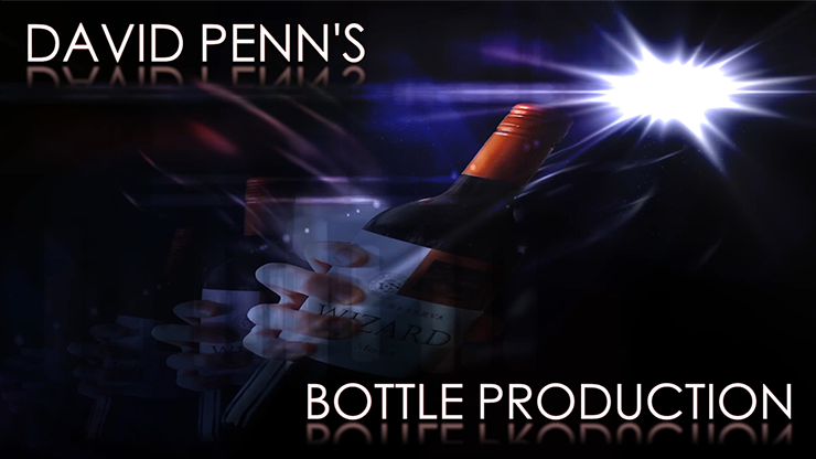 David Penn's Wine Bottle Production