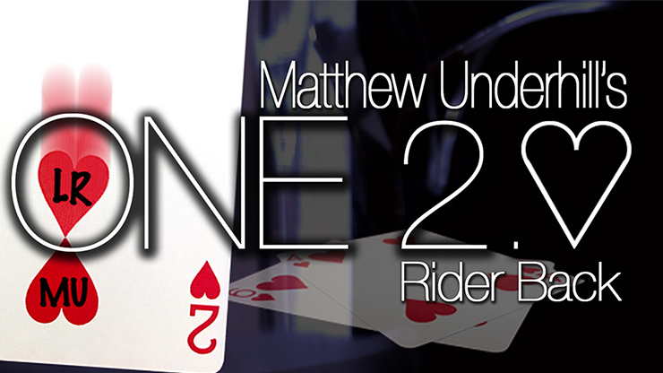 ONE Two of Hearts Edition by Matthew Underhill