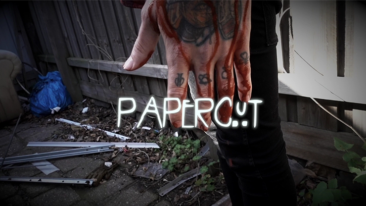 PaperCut by Beau Cremer - DVD