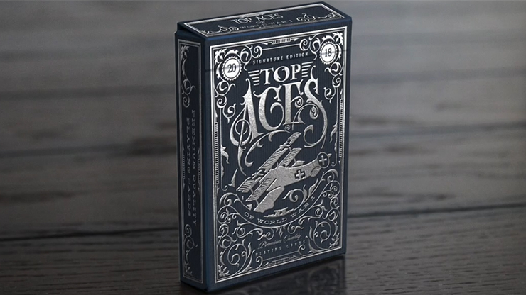 Top Aces of WWI (Signature Edition) Playing Cards