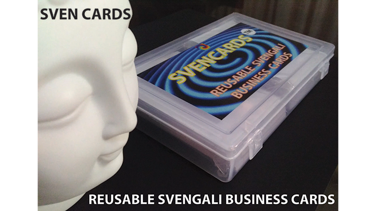 Svengali Cards (Blank) by Sven Lee
