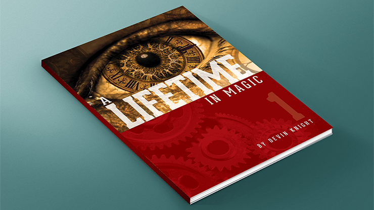 A Lifetime In Magic by Devin Knight - Book