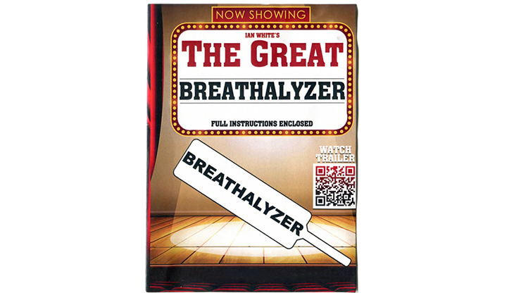 The Great Breathalyzer Paddle by MagicWorld