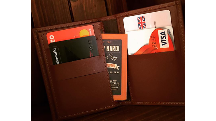 Stealth Assassin Wallet Mayfair Edition by Peter Nardi and Marc Spelmann
